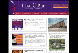 Distributeur de grands vins - Chai & Bar
