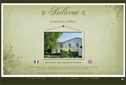 Chambres d'hotes Bellevue - Tarn, Puylaurens - Le gite